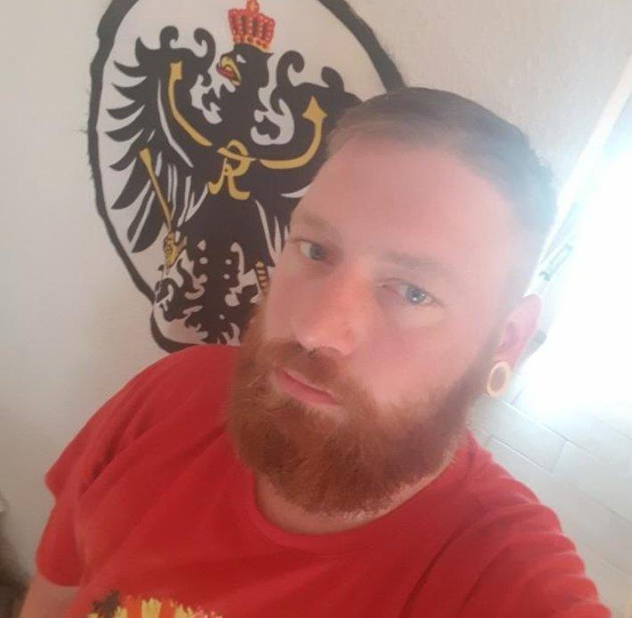 Chaosrebel aus Brandenburg,Deutschland